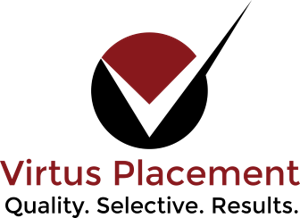 Virtus Placement Logo